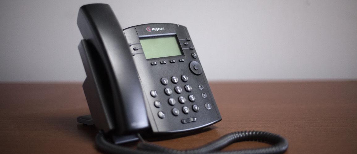 Guide: How to Reset a Polycom VVX Series Phone - DOTVOX