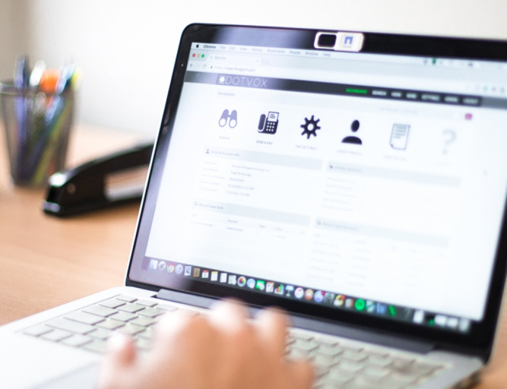 How to Use vFax Services | DOTVOX Virtual Fax
